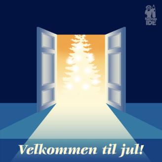 velkommen til jul